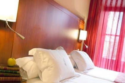 Goedkoop hotel Madrid Ateneo Puerta del Sol