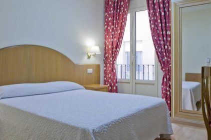 hotel Madrid hotel europa 1