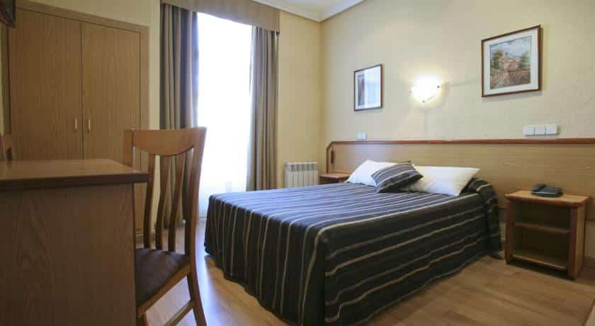 hotel Madrid hotel mediodia 2