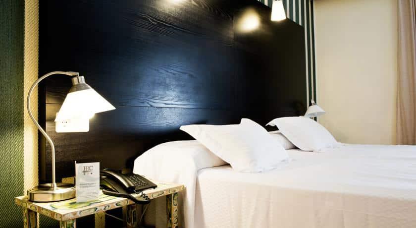 hotel Madrid hrc hotel 7