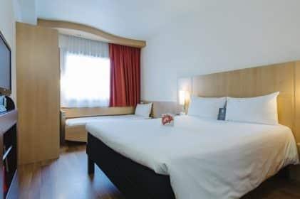 Hotel Madrid ibis madrid centro 4