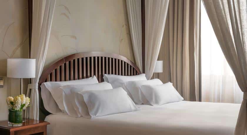 hotel Madrid nh collection madrid paseo del prado 4