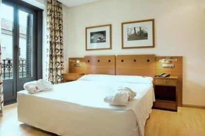 hotel Madrid petit palace londres 2