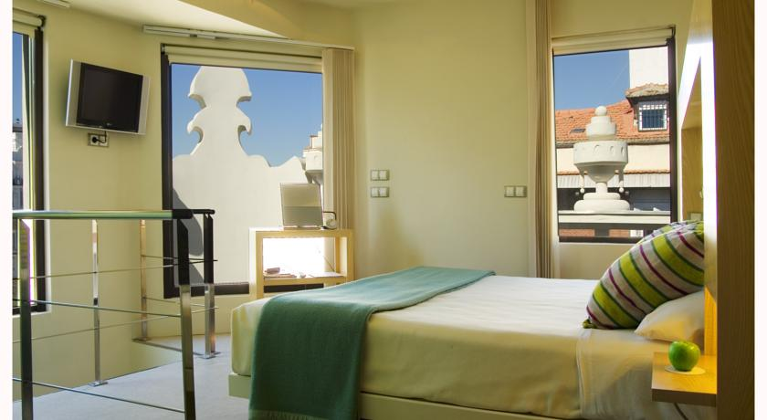 hotel Madrid room mate alicia 9