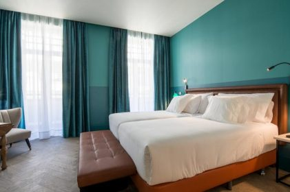 hotel Madrid vincci the mint 3
