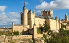 madrid kasteel